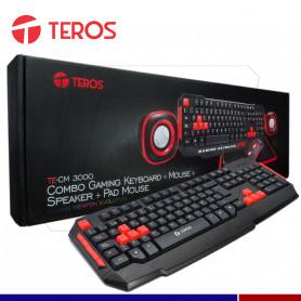 COMBO TEROS GAMING TE-CM3000