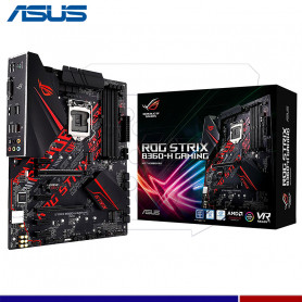 MAINBOARD ASUS ROG STRIX B360-H GAMING