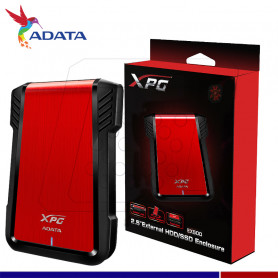 GABINETE ADATA EX500 PARA SSD o HDD