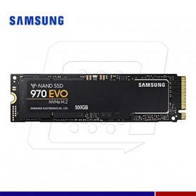 SSD SAMSUNG 970 EVO 500GB M.2