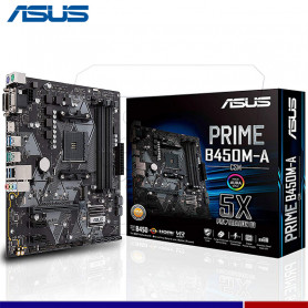 MAINBOARD ASUS PRIME B450M-A/CSM AMD AM4