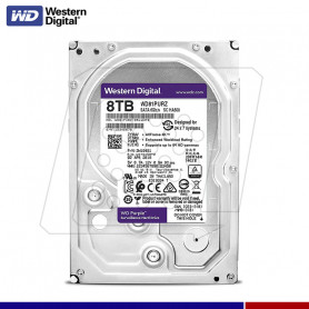 8 TB PURPURA WESTER DIGITAL