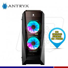 CASE ANTRYX FX CHROME STORM RAIDER RGB