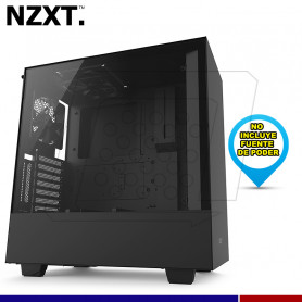 CASE NZXT H500i BLACK USB 3.1