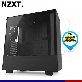 CASE NZXT H500 BLACK USB3.1