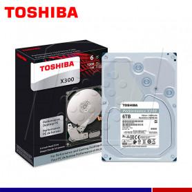 DISCO DURO TODHIBA X300 6TB SATA