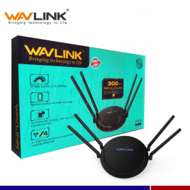 ROUTER WAVLINK WL-WN530N2 WIRELES 300MBP