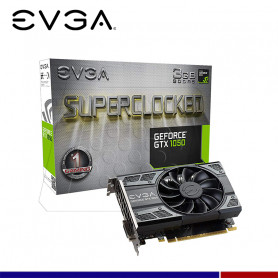 VGA EVGA NVIDIA GTX 1050 SC GAMING 3GB
