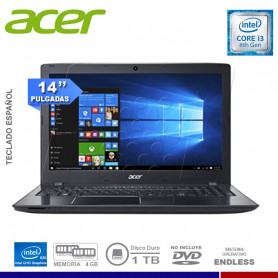 NOTEBOOK ACER ASPIRE E5-476-341Y I3 8130