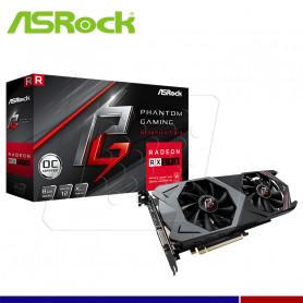 VGA ASROCK AMD PHANTOM GAMING RADEON RX 590 8GB