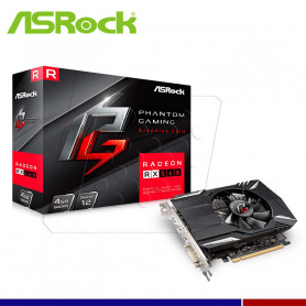 VGA ASROCK PHANTOM GAMING RADEON RX560 4