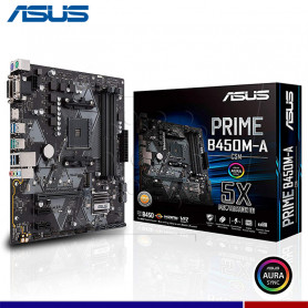 MAINBOARD AMD ASUS PRIME B450M-A AM4