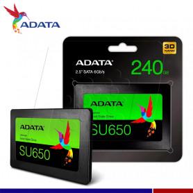 SSD ADATA ULTIMATE SU650 240GB SATA