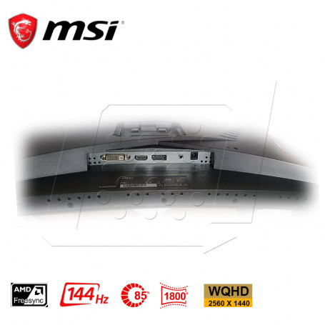 "MONITOR GAMING MSI OPTIX MAG27CQ 27"" CURVO"