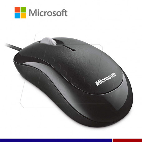 MOUSE OPTICO MICROSOFT READY USB