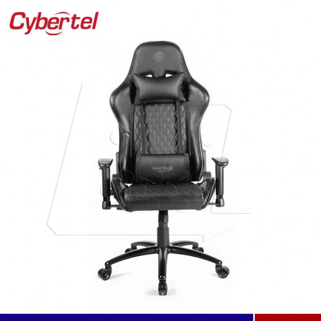 Silla Gamer Cybermax Legend BLK CX1001