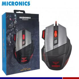 MOUSE MICRONICS GAMER LUMIERE MIC M811