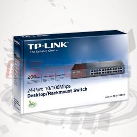 SWITCH 24-PORT 10/100M TP-LINK TL-SF1024