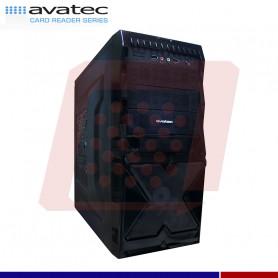 CASE AVATEC CCA-4106BL 350W