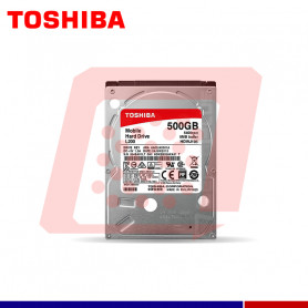 HD TOS 500GB SATA 5400 NB BULK