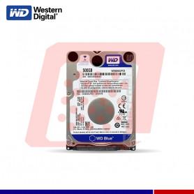 HD WD 500GB SATA3 5400 BLUE NB