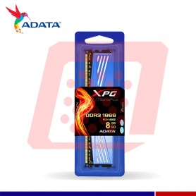 MEMORIA RAM 8GB DDR3 1866 BLUE A-DATA