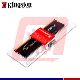 MEMORIA 16GB DDR4 2400 HYPERX FURY BLACK