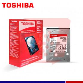 DISCO NOTEBOOK TOSHIBA 500GB