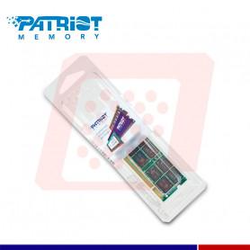 Memoria Patriot DDR2 2GB 800Mhz SODIMM