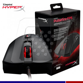 MOUSE GAMER HYPERX PULSEFIRE FPS