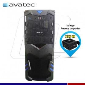 CASE AVATEC CCA-4110B 350W