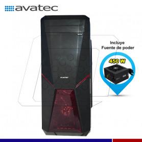 CASE AVATEC CCA-4111BR 450W