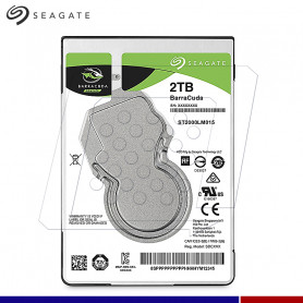 DISCO DURO LAPTOP SEAGATE GUARDIAN 2TB