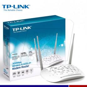 MODEM ROUTER TP-LINK ADSL TD-W8961N