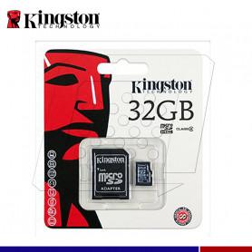 MEMORIA MICRO SD 32GB KINGSTON