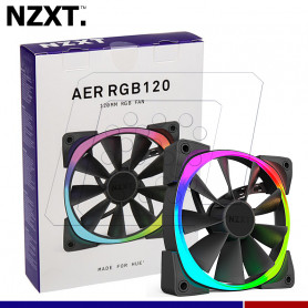 FAN NZXT RGB SERIES 120MM
