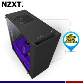 CASE NZXT S340 ELITE PURPURA