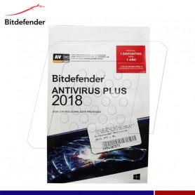 BITDEFENDER ANTIVIRUS V 2018 LICENCIA