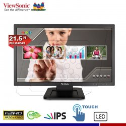 "MONITOR LED TOUCH 21.5"" TD2220"