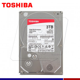 DISCO DURO TOSHIBA P300 3TB