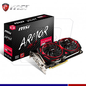 VGA MSI RADEON RX 570 ARMOR MK2 8GB OC