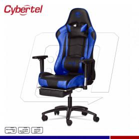 SILLA GAMER CYBERMAX XTREME BLUE CX1000