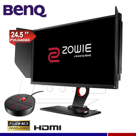 MONITOR BENQ GAMING ZOWIE XL256 24.5""