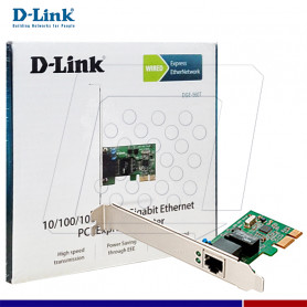 RED PCI EXPRESS D-LINK DGE-560T