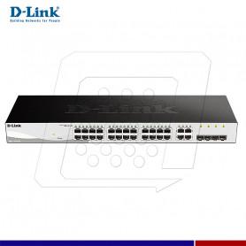SWITH DLINK WEB SMART DGS-1210-28