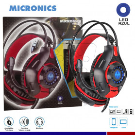 AURICULAR MICRONICS GAMER MIC HG815